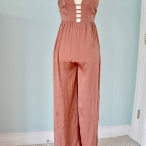 ASOS silky jumpsuit